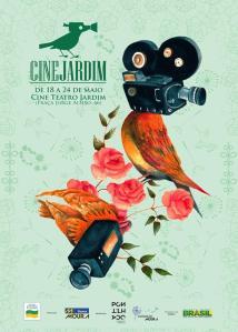 Cine Jardim Cartaz
