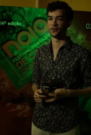 Ian Capillé foi o grande premiado do 14o Festival NOIA - Créditos Marcello Holanda